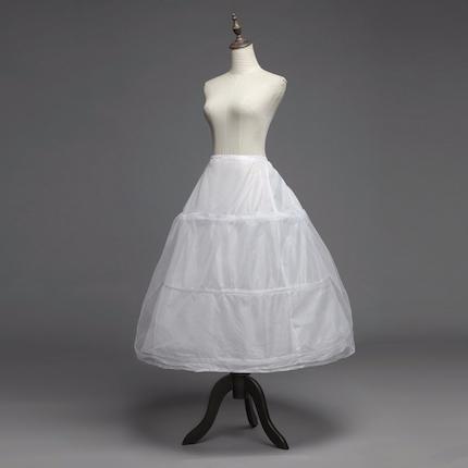 Jupon pour robe de mariée et de soirée